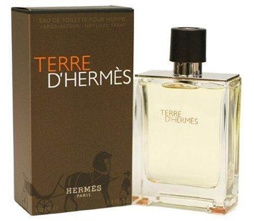 Original Perfume Terre D' Hermes 100ml Men