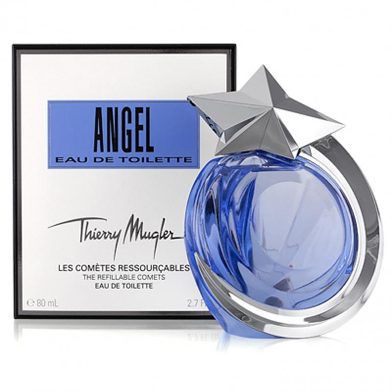 ***ORIGINAL PERFUME*** THIERRY MUGLER ANGEL EAU DE TOILETTE 80ML