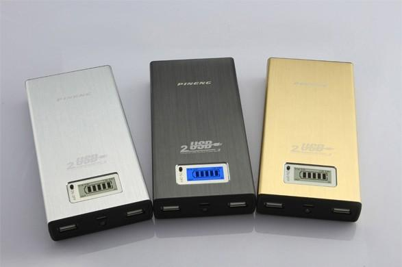 ORIGINAL - PINENG Brand Premium Power Bank 16800mAh