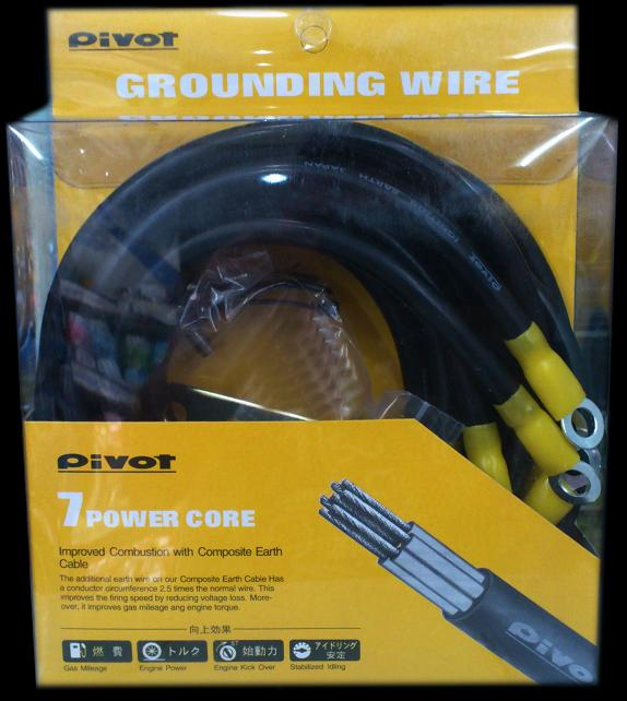 Grounding Cable Myvi 5-point Grounding Cable