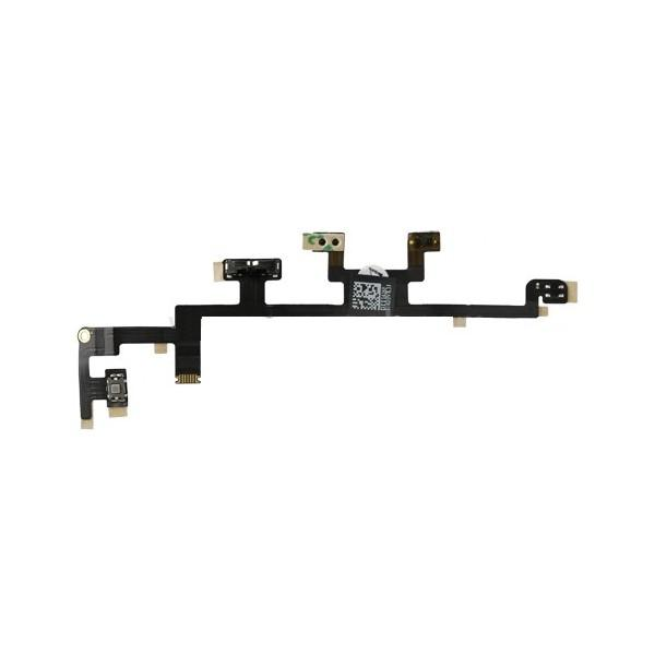 ORIGINAL Power On / Off Volume Control Flex Cable Ribbon Apple iPad 3
