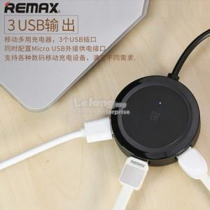 Original Remax RU-05 USB 2.0 Port HUB