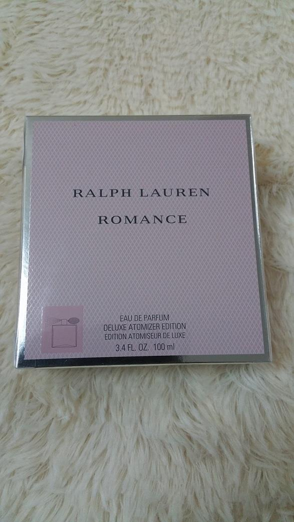 ORIGINAL Romance By Ralph Lauren 100ml EDP Deluxe Atomizer Edition