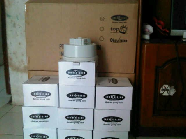 original S band LNB for indovision ses7