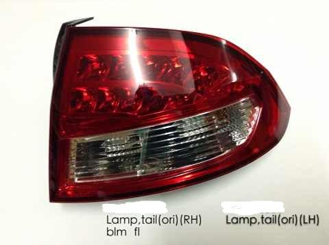 New Original Saga FL Tail Lamp
