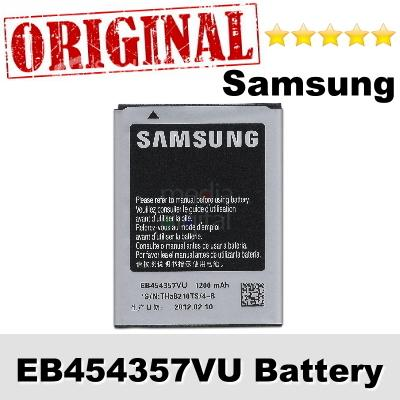 Original Samsung EB454357VU Wave Y S5380 Battery 1Year WARRANTY