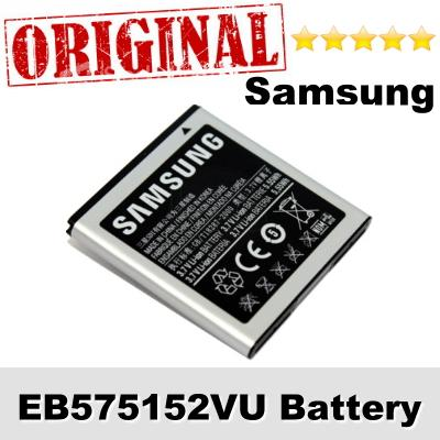 Original Samsung EB575152VU I9000 Galaxy S M110S Battery 1Y WARRANTY