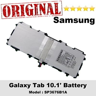 Original Samsung Galaxy Note 10.1 GT-P5100 P5100 Battery SP3676B1A 1Y