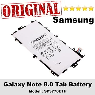 Original Samsung Galaxy Note 8.0 Tab Battery Model SP3770E1H 1Year WRT