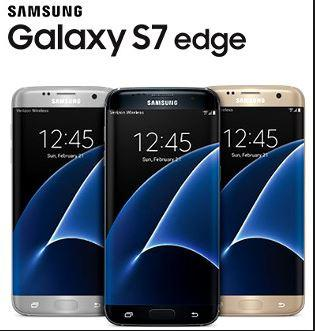(ORIGINAL) Samsung Galaxy S7 EDGE SAMSUNG WARRANTY