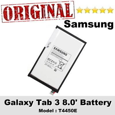 Original Samsung Galaxy Tab 3 8.0 Battery Model T4450E Battery 1Y WRT