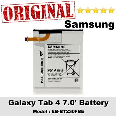 Original Samsung Galaxy Tab 4 7.0 T231 Battery EB-BT230FBE Battery 1Y