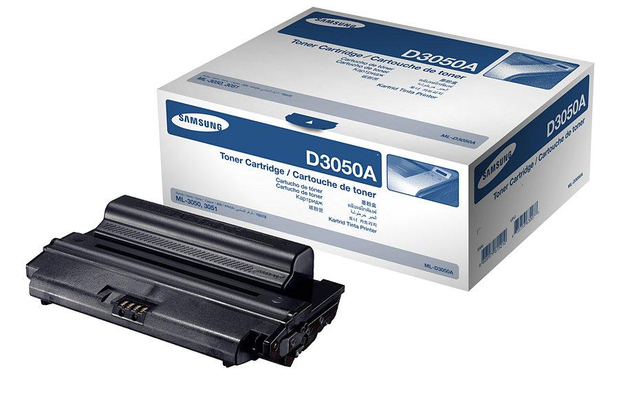 Original !! Samsung ML-D3050A Black Toner (4,000 pages @ 5% coverage)