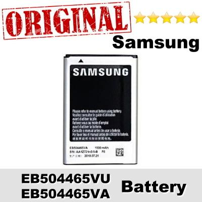 Original Samsung Omnia Pro B7610 EB504465VA Battery 1Year WARRANTY