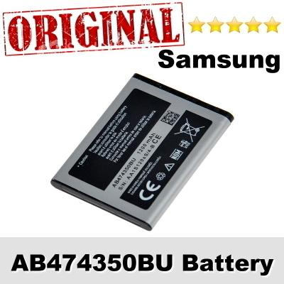 Original Samsung SGH-G810 Battery AB474350BU AB474350BA 1Y Warranty
