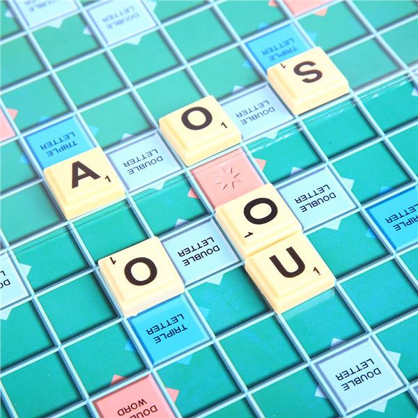Original Scrabble Funny Children's F (end 9/17/2017 5:15 PM) Funnygames Scrabble