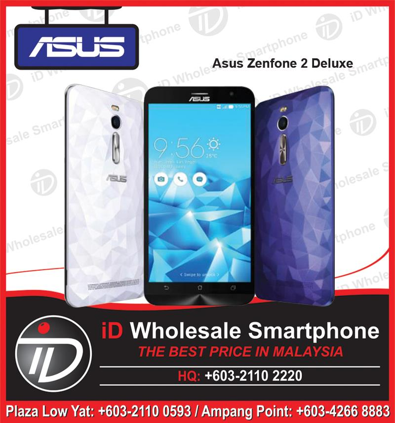 (Original Set) Asus Zenfone 2 Deluxe ZE551ML