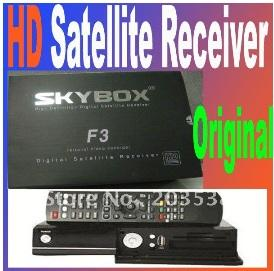 Best Original Skybox/Openbox F3 Satellite receiver Dual-Core CPU 108..