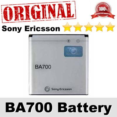 Original Sony Ericsson BA700 Xperia Ray Battery 1Year WARRANTY