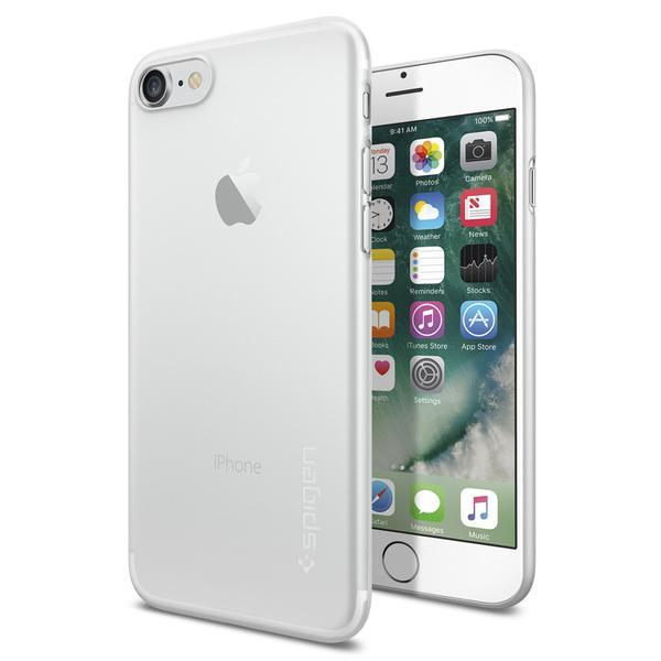 Original Spigen Air Skin Case for Apple iPhone 7 - Clear