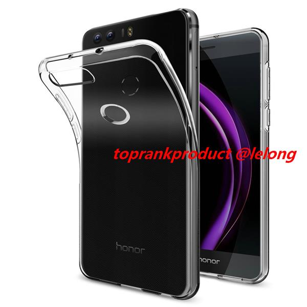 Original Spigen SGP Huawei Honor 8 Liquid Crystal Case Cover Casing