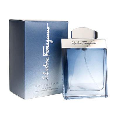 ORIGINAL Subtil by Salvatore Ferragamo (M) EDT Spray 100ml