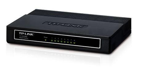 Original TP-Link TL-SG1008D 8-Port Gigabit Desktop Switch