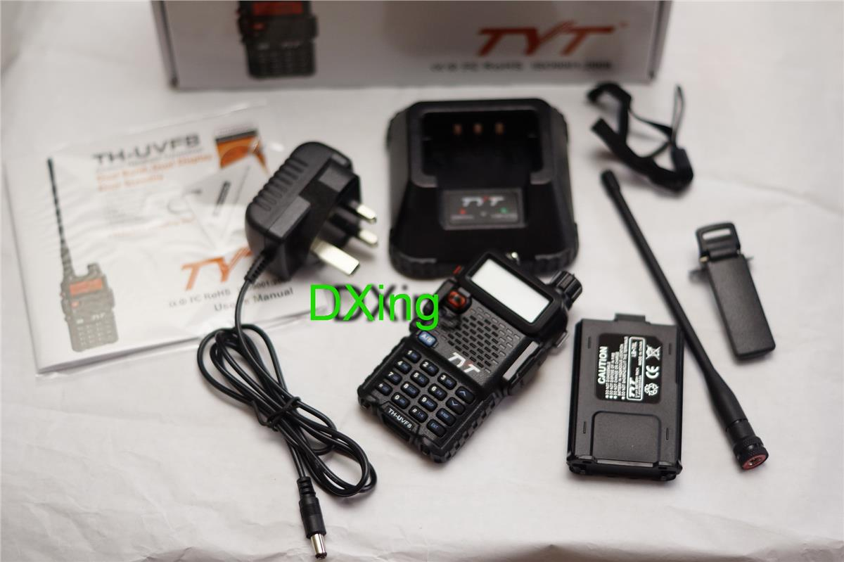 Original TYT TH-UVF8 /Ham Radio/Amateur Radio/Radio Amatur