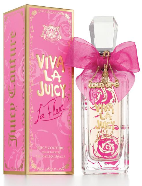 ORIGINAL Viva La Juicy La Fleur by Juicy Couture (W) EDT Spray 150ml