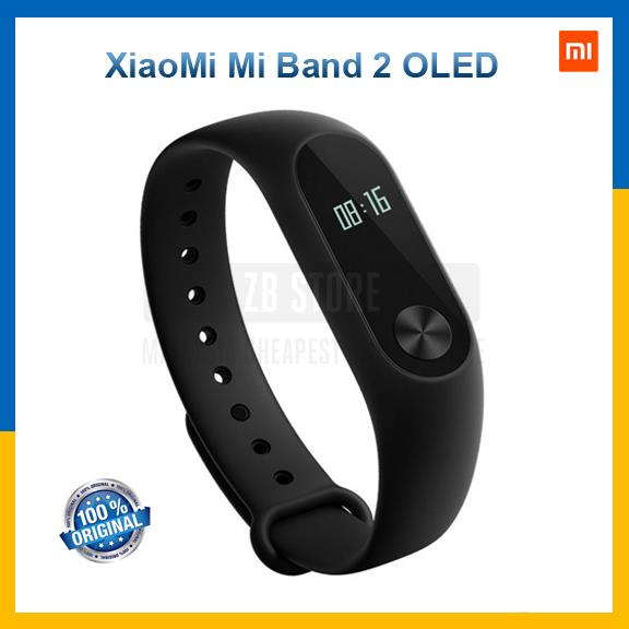 [Unboxing ]Xiaomi Mi Band 2 with OLED Display - YouTube