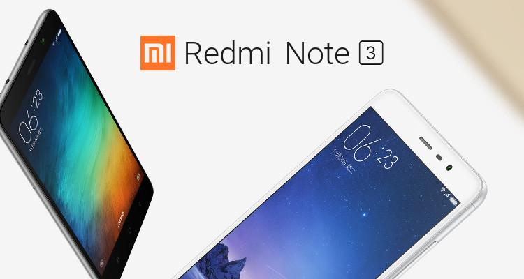 (ORIGINAL) XIAOMI WARRANTY Redmi Note 3 LTE 3GB RAM 32GB 5.5""