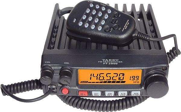 Original YAESU FT-2900R /Ham Radio/Amateur Radio/Radio Amatur
