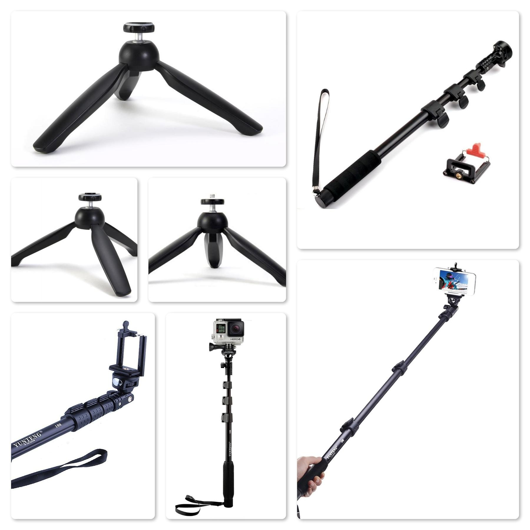 original yunteng yt 188 selfie stick end 2 14 2017 5 14 pm. Black Bedroom Furniture Sets. Home Design Ideas