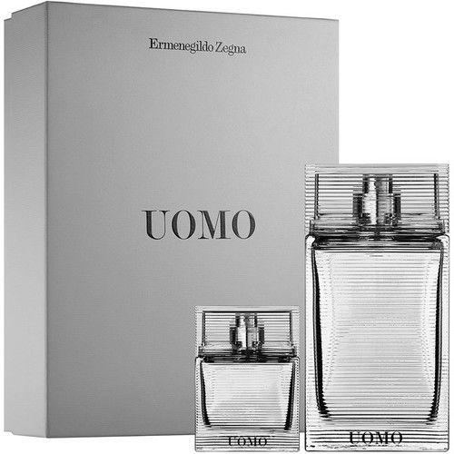 ORIGINAL Zegna Uomo EDT 100ML Gift Set Perfume
