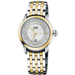 Oris Artelier Date Automatic Ladies Watch - 56176044351MB