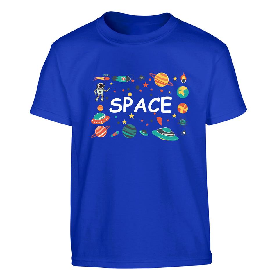 OS508K OSUMMER Space Kids T-shirt