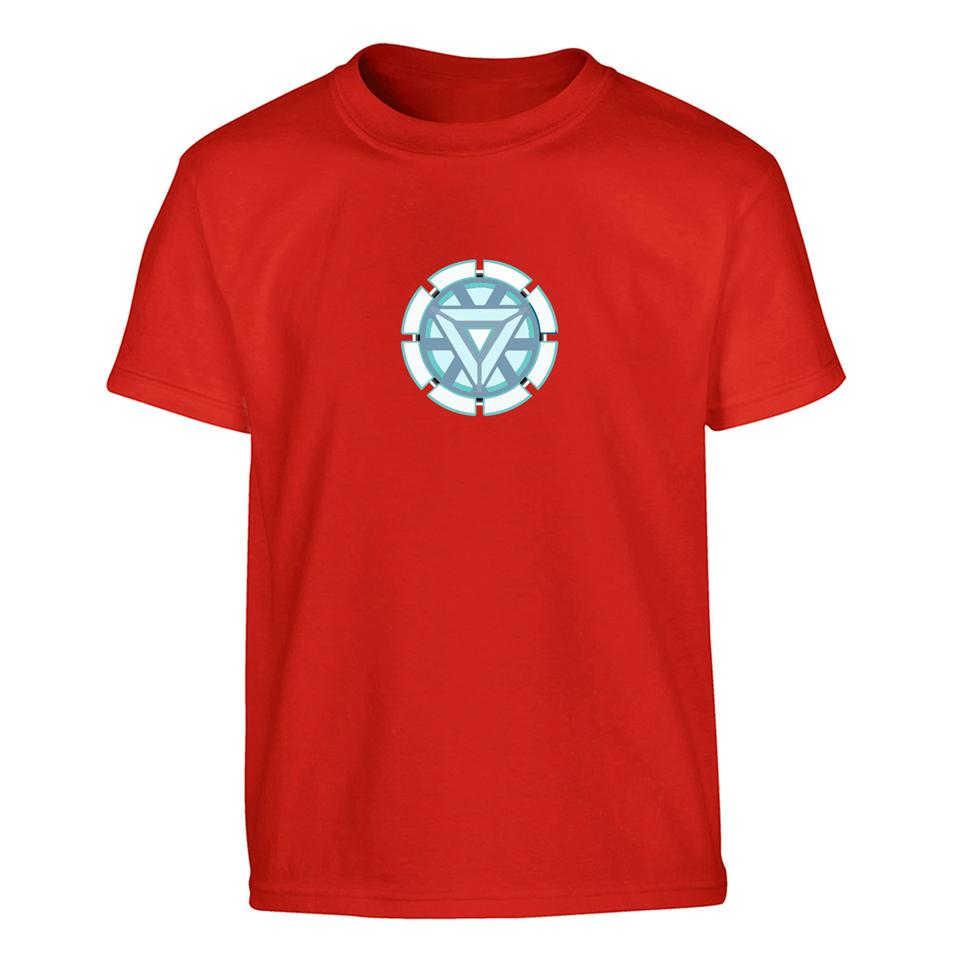 OS523K Shield Hero Iron Man Kids T-shirt