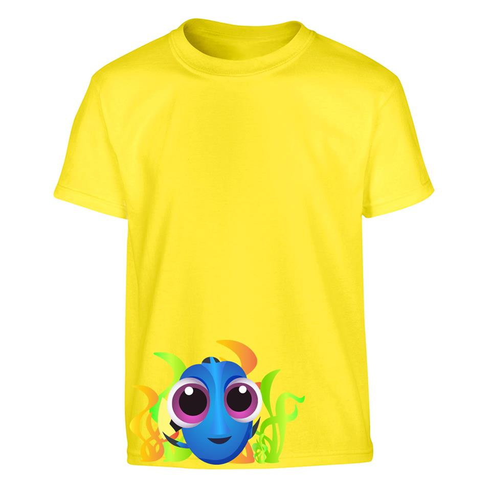 OS549K Finding Dory Kids T-shirt