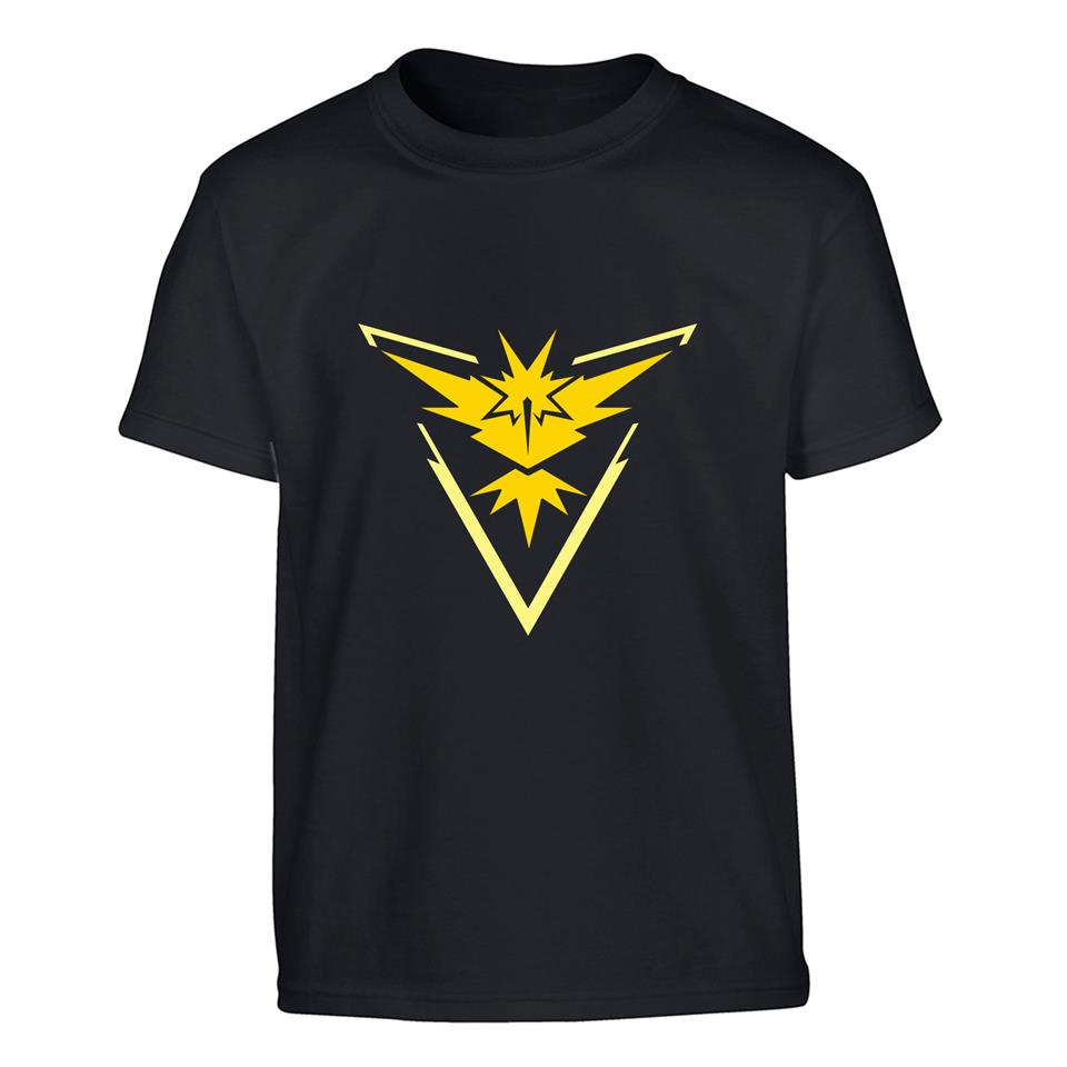 OS551K Pokemon Go Instinct B Kids T-shirt