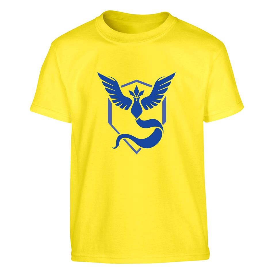 OS553K Pokemon Go Mystic D Kids T-shirt