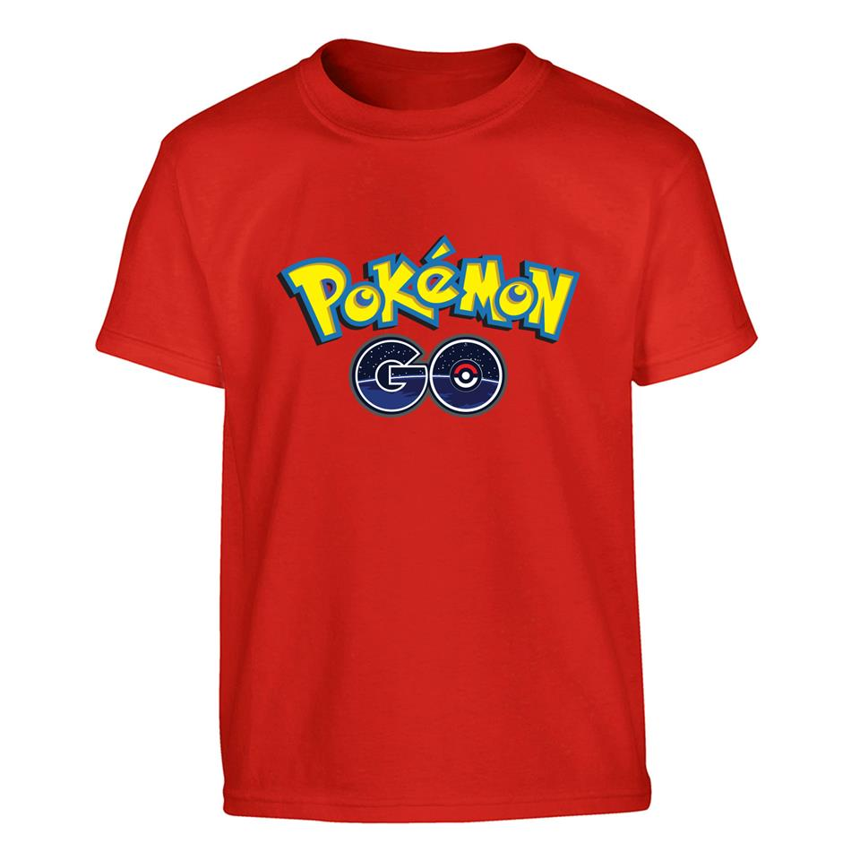 OS557K Pokemon GO Kids T-shirt