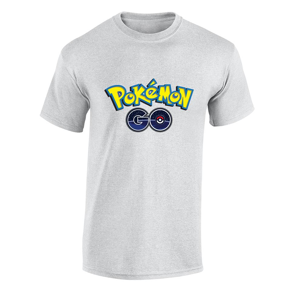 OS557M Pokemon GO Male T-shirt