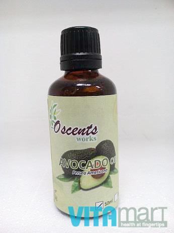 Oscents Works Avocado Oil - 50ml