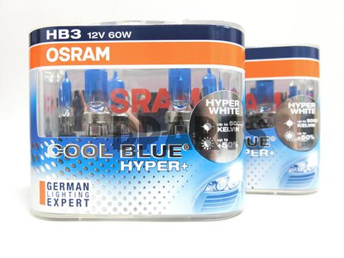 OSRAM HB3 COOL BLUE HYPER+ Light Bulb  ## INTRO OFFER ##