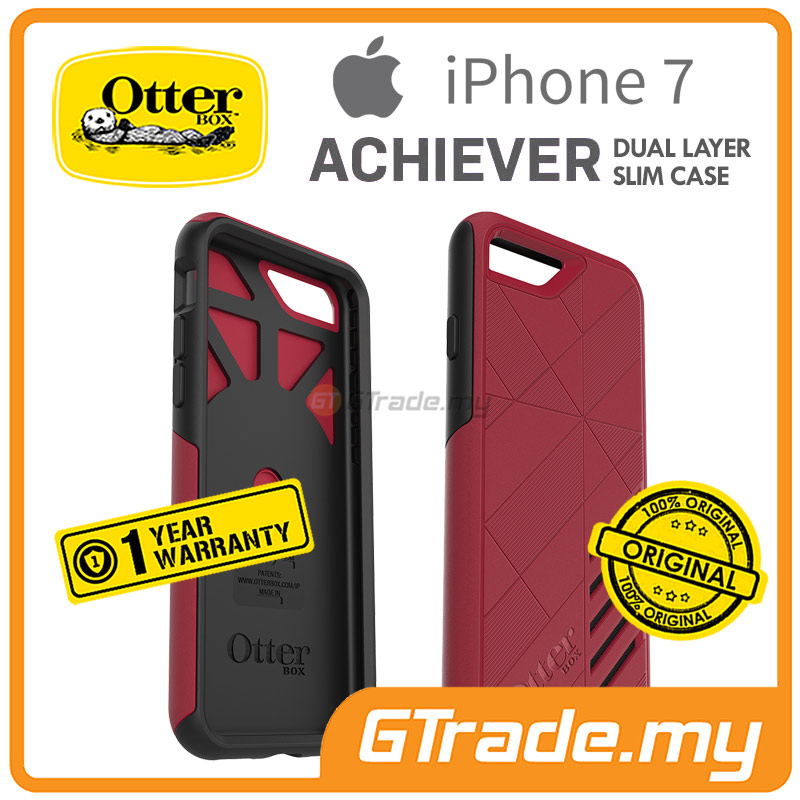 OTTERBOX ACHIEVER Slim Tough Case | Apple iPhone 7 - Fire