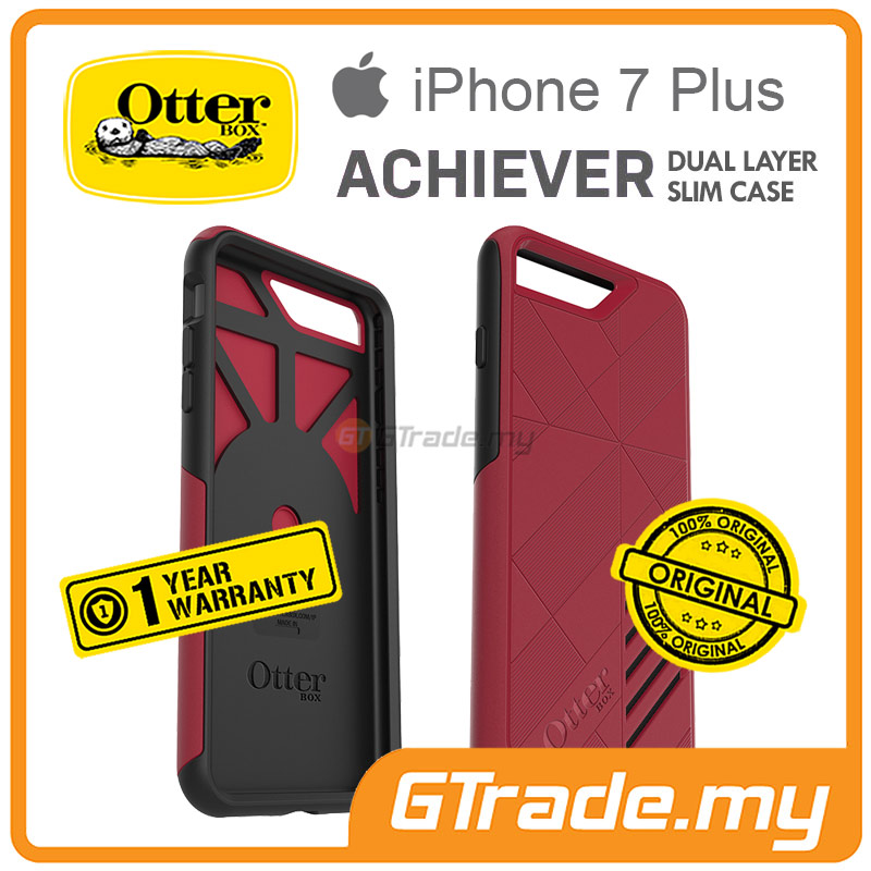 OTTERBOX ACHIEVER Slim Tough Case | Apple iPhone 7 Plus - Fire