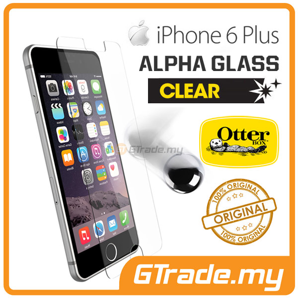 OTTERBOX Alpha Glass Screen Protector | Apple iPhone 6S Plus - Clear