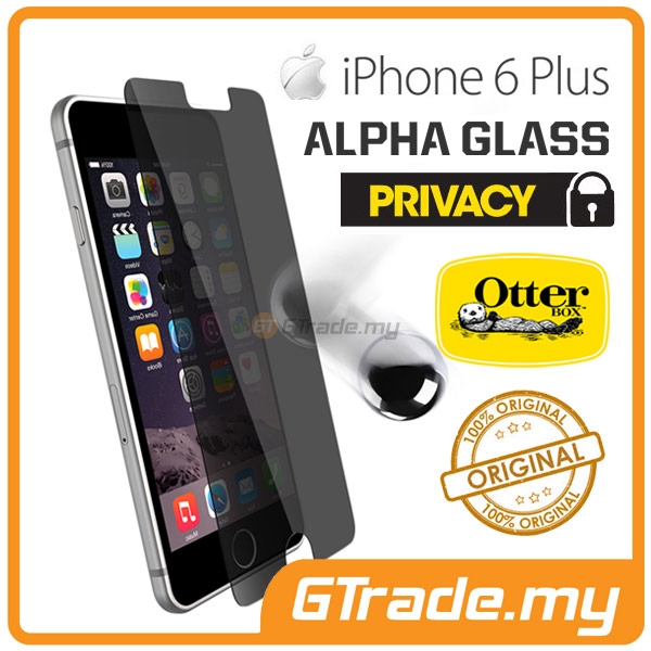 OTTERBOX Alpha Glass Screen Protector | Apple iPhone 6S Plus - Privacy