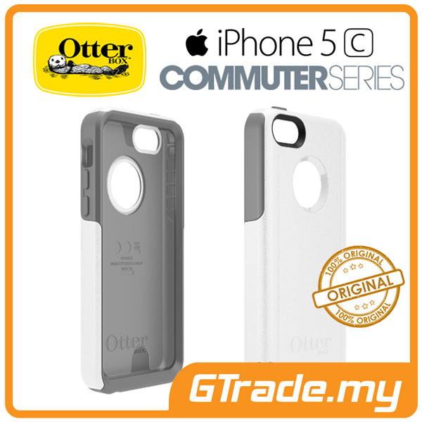 OTTERBOX Commuter Case *FOC S.Protector | Apple iPhone 5C - Glacier