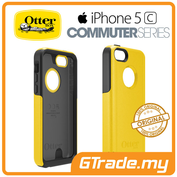 OTTERBOX Commuter Case *FOC S.Protector | Apple iPhone 5C - Hornet